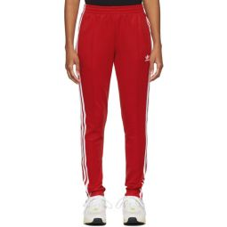 Red SST Track Pants