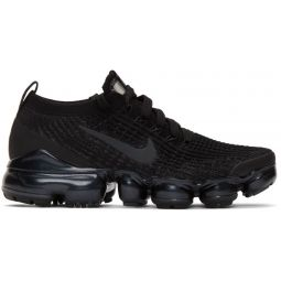 Black Air VaporMax Flyknit 3 Sneakers