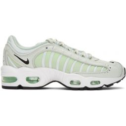 Green Air Max Tailwind IV Sneakers