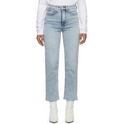 Blue Jane Super High-Rise Ankle Cigarette Jeans