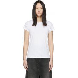 White The Tee T-Shirt