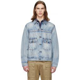 Blue Denim Iconic Original Trucker Jacket