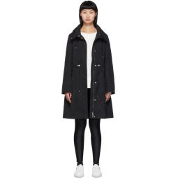 Black Malachite Coat