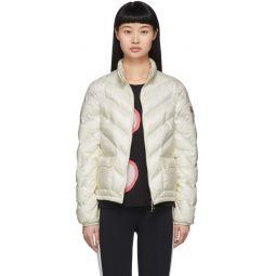 White Down Lanx Jacket