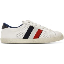 White Montreal Sneakers