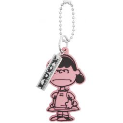 Pink Peanuts Edition The Lucy Charm
