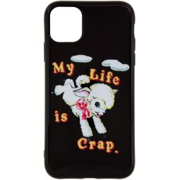 Black Magda Archer Edition My Life Is Crap iPhone XR Case