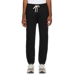 Black Classic Lounge Pants