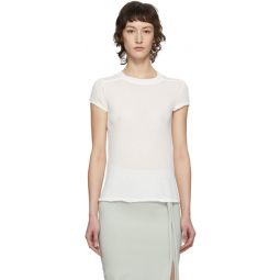 White Short Level T-Shirt