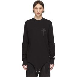 Black Champion Edition Long Sleeve T-Shirt