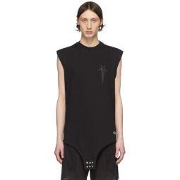 Black Champion Edition Sleeveless T-Shirt