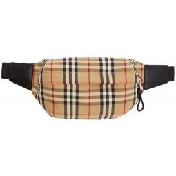 Beige Medium Sonny Belt Bag