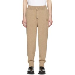 Beige Cashmere Huntley Lounge Pants