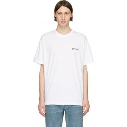 SSENSE Exclusive White Justin T-Shirt
