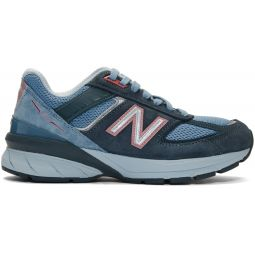 Blue Made In US 990 v5 Sneakers