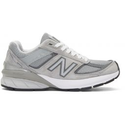 Grey Made In US 990 V5 Sneakers