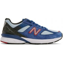Blue Made In US 990v5 Sneakers