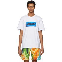 White Pool Patch T-Shirt