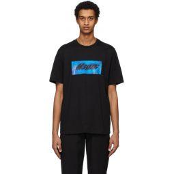 Black Pool Patch T-Shirt