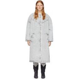 Grey Kaleia Coat