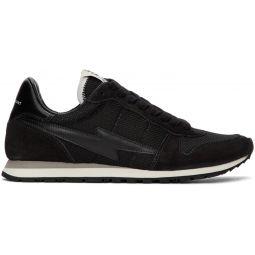 Black Busteen Sneakers