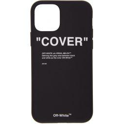 Black Quote iPhone 11 Pro Case