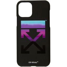 Black Gradient iPhone 11 Pro Case