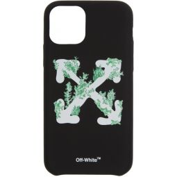 Black Corals iPhone 11 Pro Case