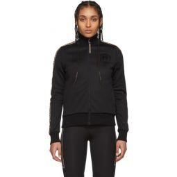 Black Forever Fendi Track Jacket