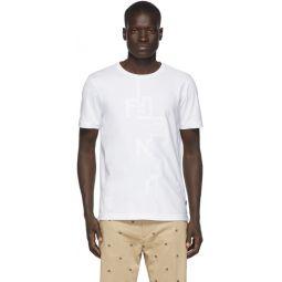 White Destruction T-Shirt