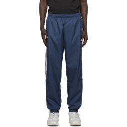 Blue Lock Up Track Pants