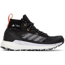 Black Parley Edition Terrex Free Hiker Sneakers