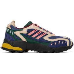 Multicolor Torsion TRDC Sneakers