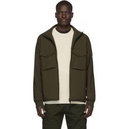 Khaki Stretch 5L Jacket