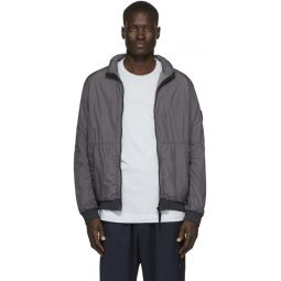 Blue Crinkle Reps NY Jacket