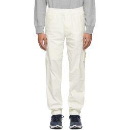 Off-White Zipper Cargo Pants