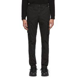 Black Classic Cargo Pants