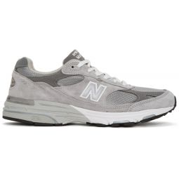Grey Made In US 993 Sneakers