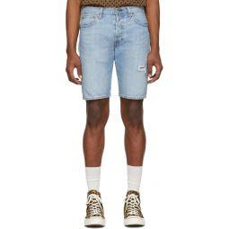 Blue Denim Original 501 Shorts