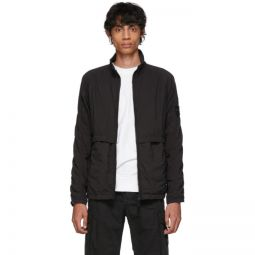 Black Lamy Velour Jacket
