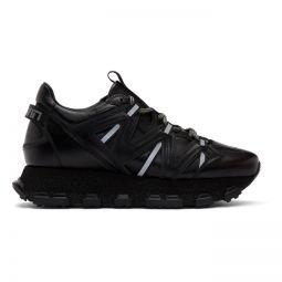 Black Lightning Sneakers