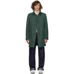 Green Duster Coat
