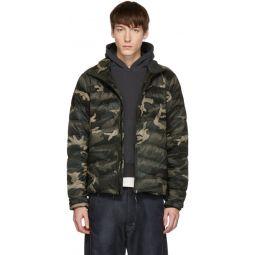 Black Black Label Camo Brookvale Jacket