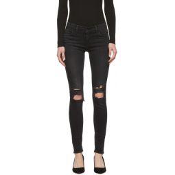 Black Super Skinny 710 Innovation Jeans