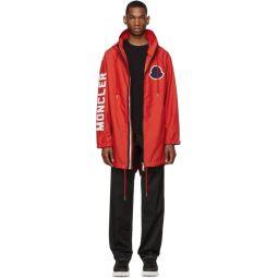 Red Granduc Jacket
