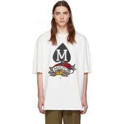 Off-White M Spade Logo T-Shirt