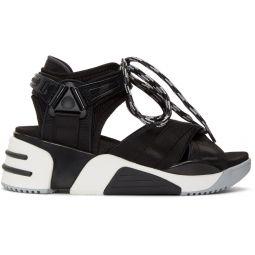 Black Somewhere Sport Sandals