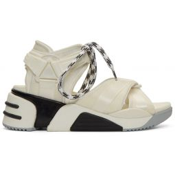 White Somewhere Sport Sandals