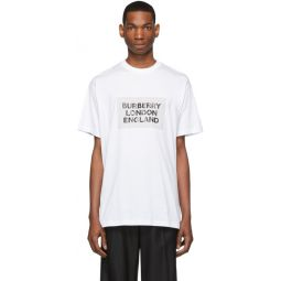 White London England T-Shirt