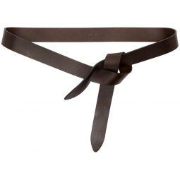 SSENSE Exclusive Brown Lecce Belt